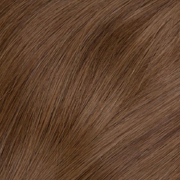 Warm Medium Brown With Subtle Dark Golden Blonde Highlights 6 10
