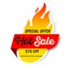 HotSale$75off