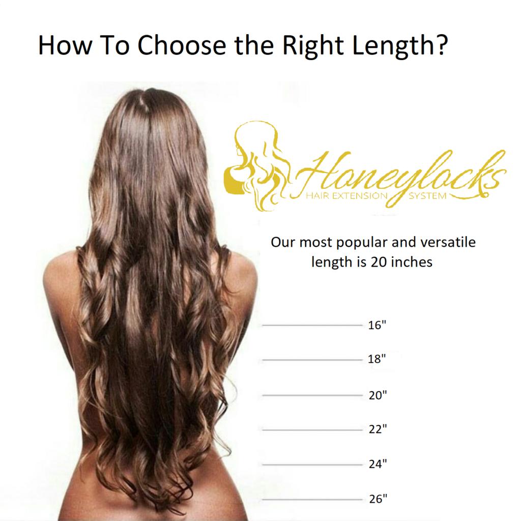 Honeylocks Hair Extensions System Wefts Clip Ins Honeylocks